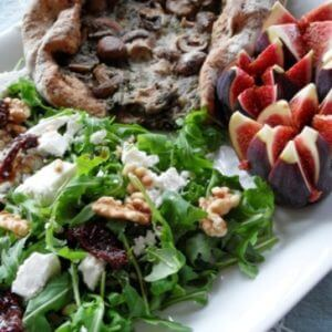 geitenkaas-salade